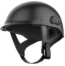 Cavalry Helm mit eingebautem Headset für Fahrrad, Pferdesport und andere Aktivitäten