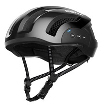 1 and X1 Pro bycicle helmet with integrated Bluetooth® headset & QHD action camera (X1 Pro)